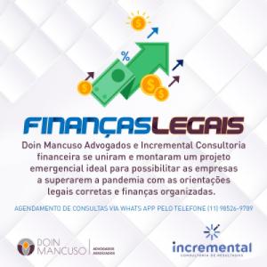 Finanças Legais
