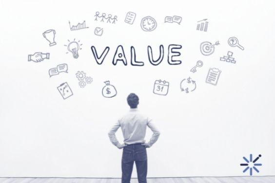 O importante não é o quanto custa, mas o quanto vale.